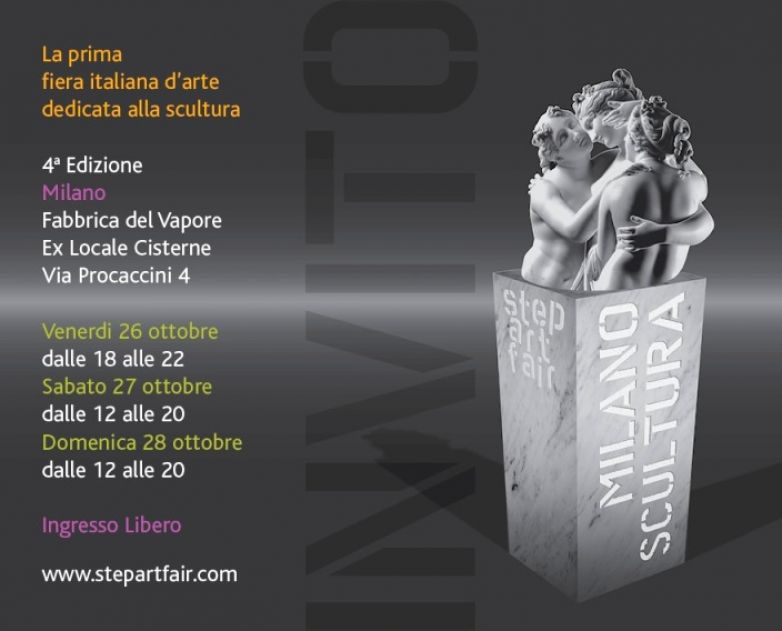 Step Art Fair - Milano Scultura