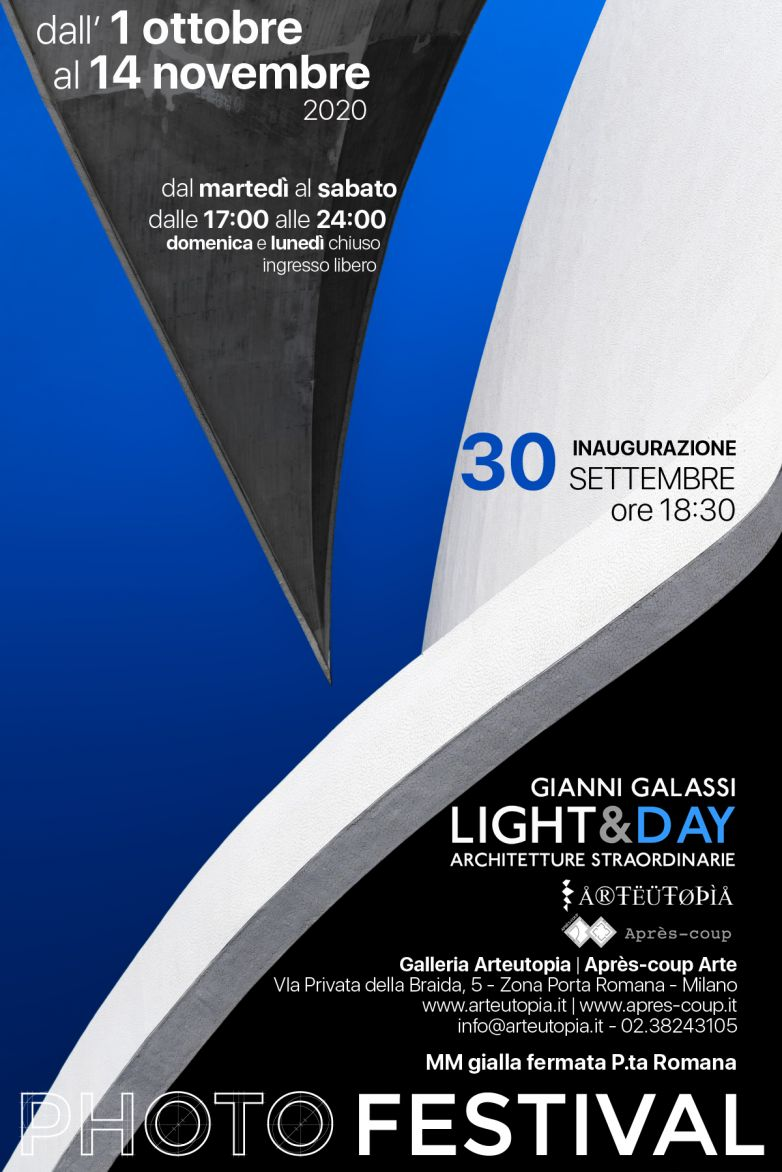 Light and day – architetture straordinarie