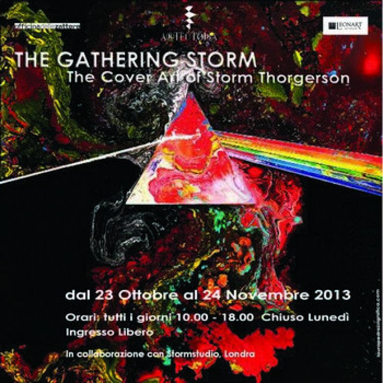 Storm Thorgerson - The-gathering storm